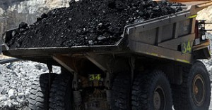 Afri Coal :  Truck with a load of coal